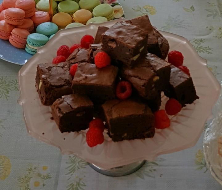 Brownies befunky